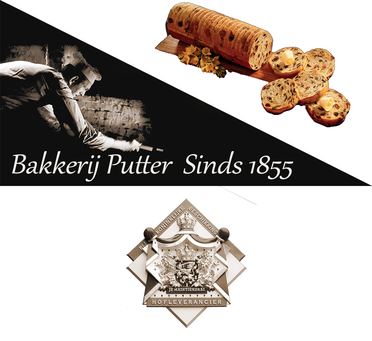 Bakkerij Putter Logo